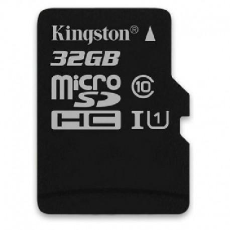 Carte Memoire Kingston 32 GO Classe 10 Pour Huawei Y6 (2018)